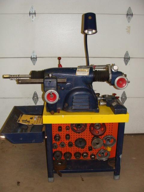 ammco model 4000 brake lathe manual